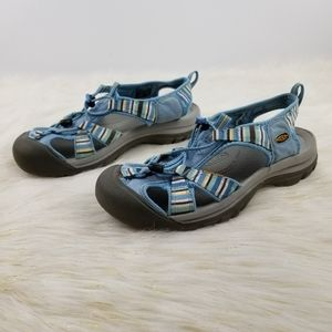 Keen womens size 10 H2 waterproof strappy sandals